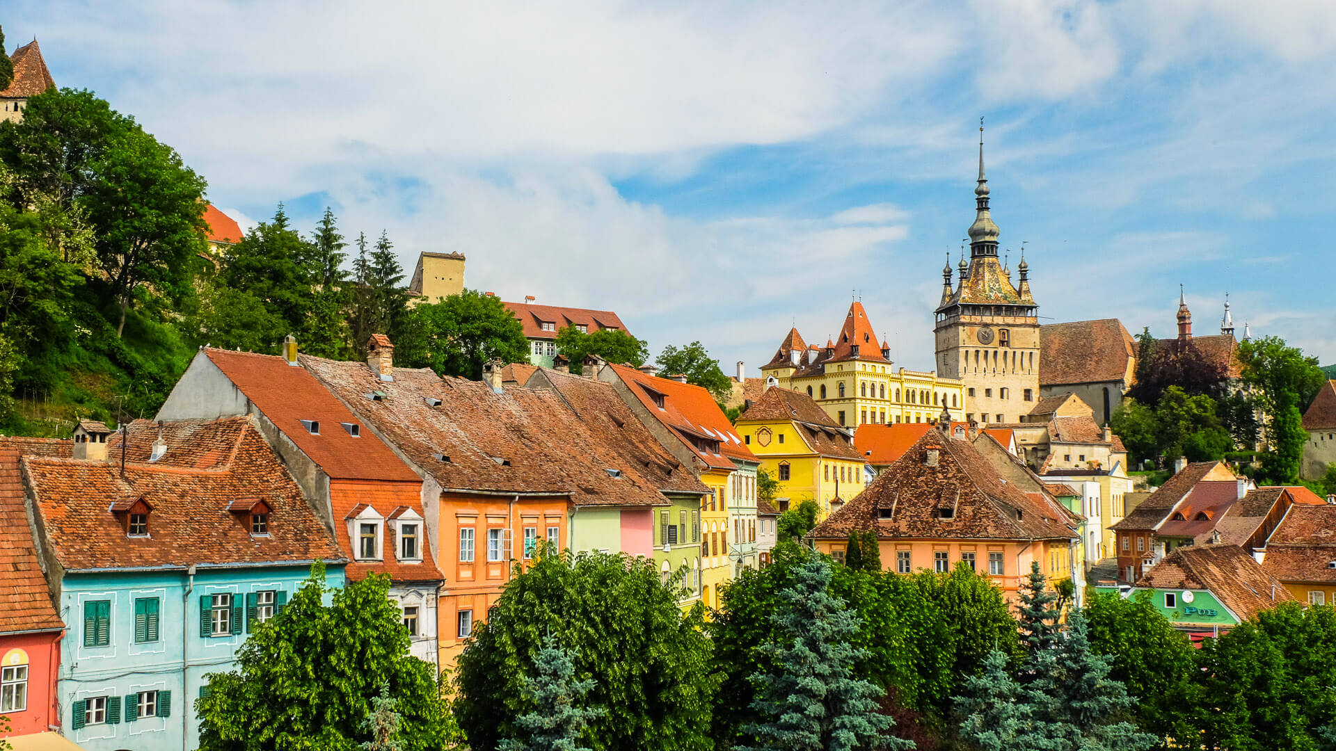 41Sighisoara and the fortified churches experience